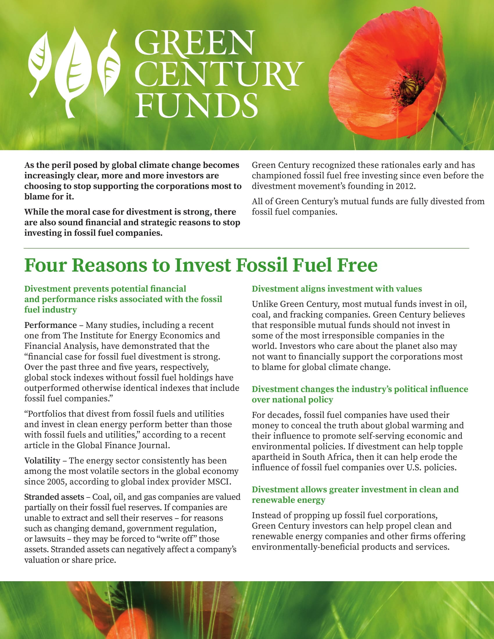 GC Divestment 2 Pager Aug 2018-1