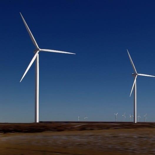 Turbines square
